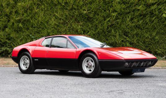 1974 Ferrari 365GT4 BB