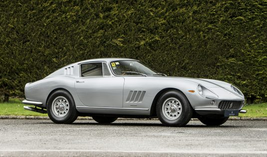 1965 Ferrari 275 GTB/2 6 Carburettor