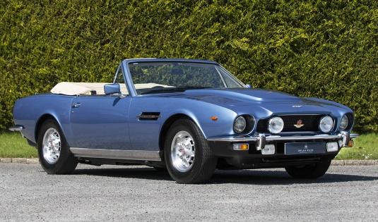 1983 Aston Martin V8 Volante