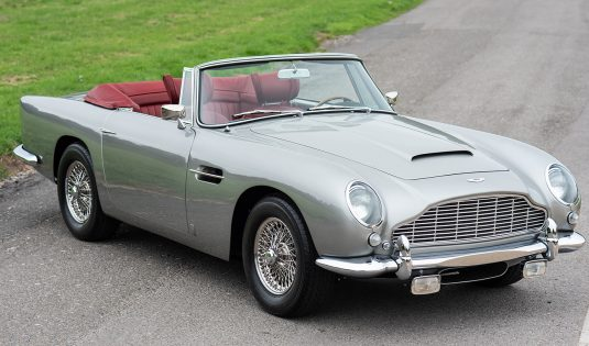 1965 Aston Martin DB5 Convertible – Original LHD
