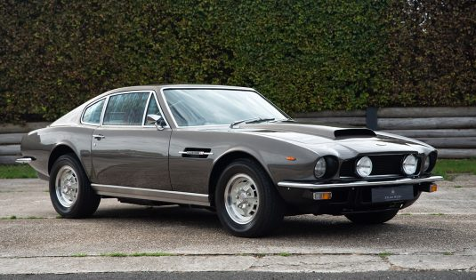 1975 Aston Martin V8 Series 3 Saloon