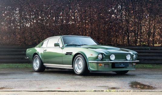 1984 Aston Martin V8 Vantage