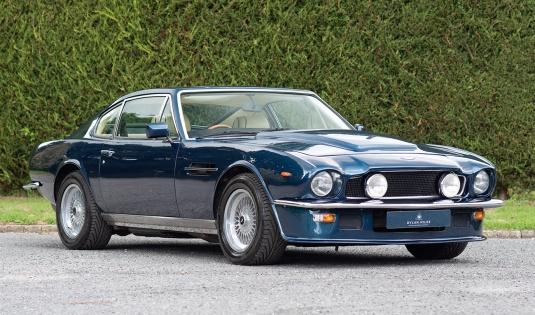 1980 Aston Martin V8 Vantage Coupe