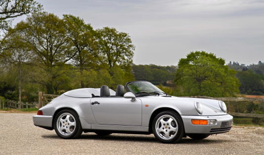 1994 Porsche 911 (964) 'C16' UK RHD Speedster