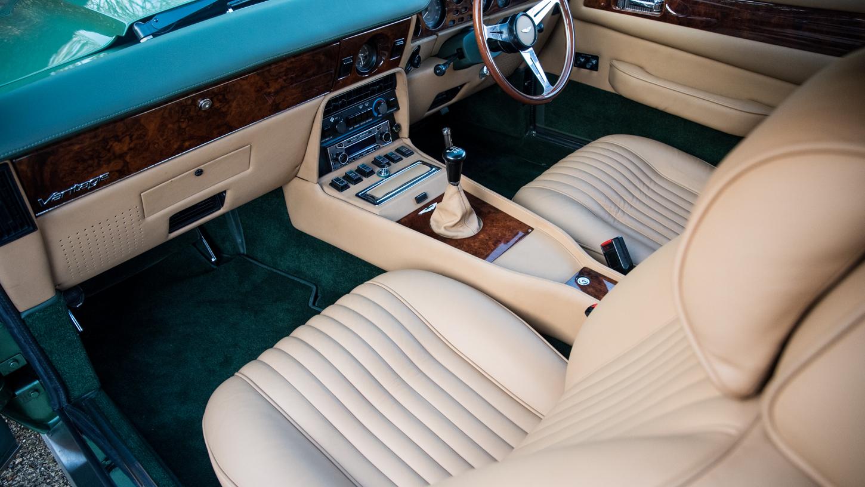 1984 Aston Martin V8 Vantage 187 Dylan Miles