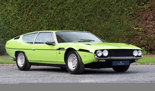 1972 Lamborghini Espada