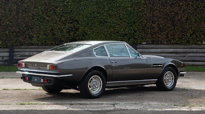 1975 Aston Martin V8 Series 3 Saloon Dylan Miles