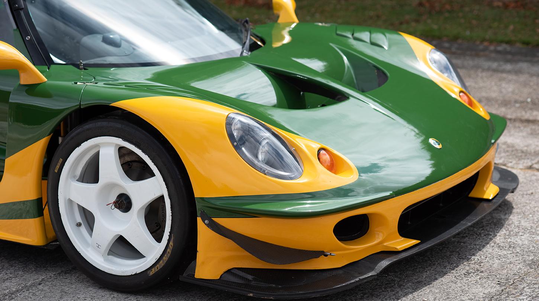 1997 Lotus Elise Gt1  U00bb Dylan Miles