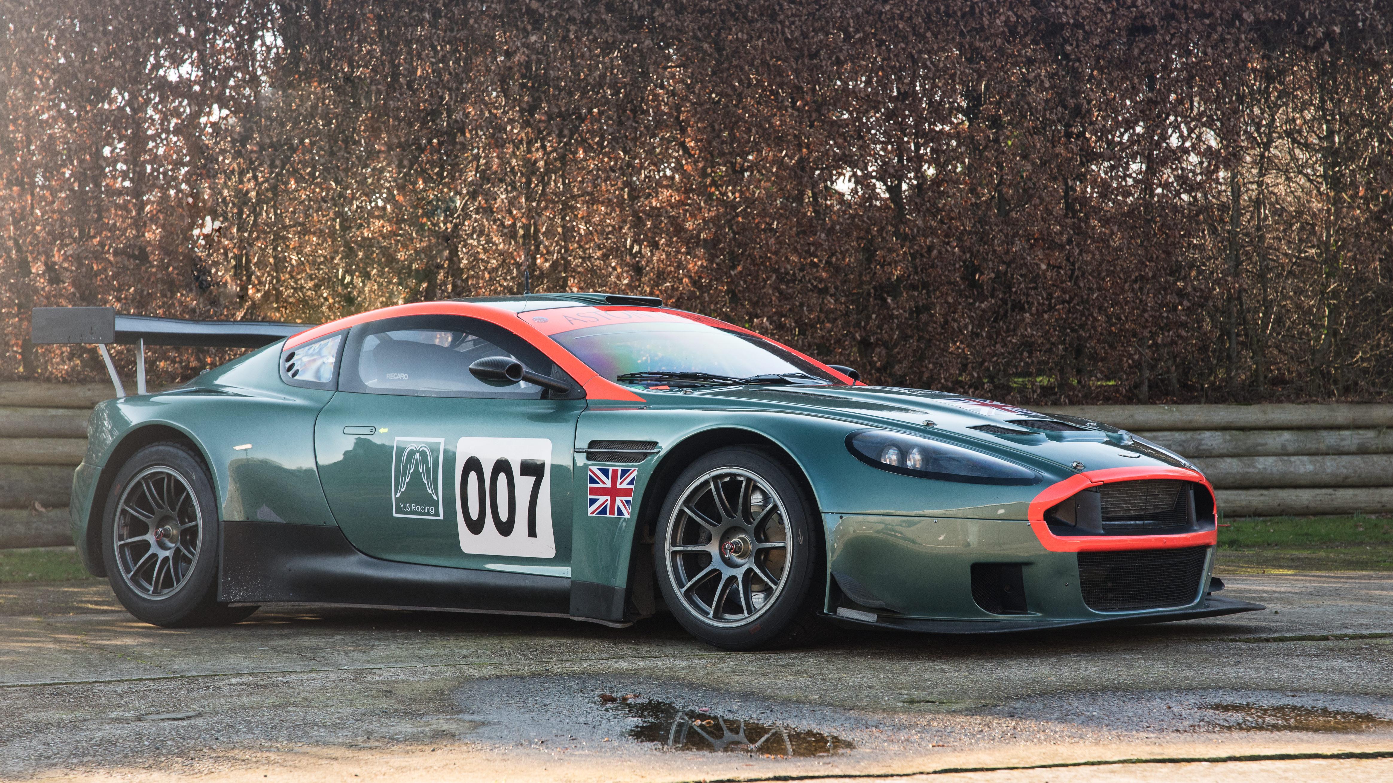 2006 Aston Martin Dbrs9 Dylan Miles