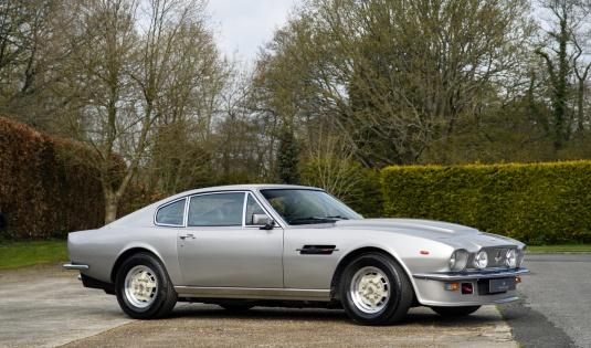 1978 Aston Martin V8 Vantage – Works Demonstrator