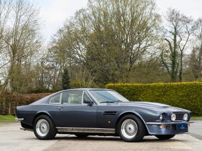 1974 Aston Martin V8 Series 3 – Oscar India Specification