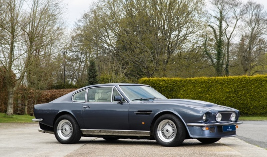 1974 Aston Martin V8 Series 3 – Oscar India Specification