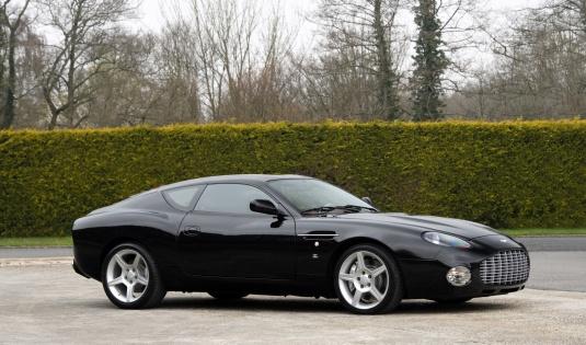 2003 Aston Martin DB7 Zagato Coupe – Chassis 001