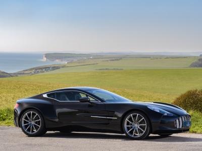 2012 Aston Martin One-77