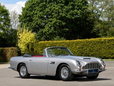 1968 Aston Martin DB6 Mk1 Volante