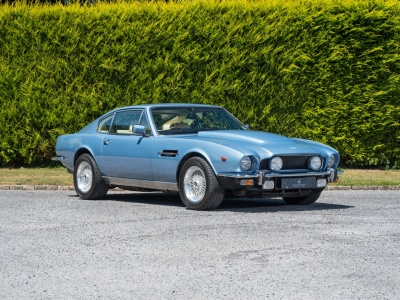 1984 Aston Martin V8 Series 4 Saloon