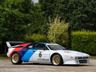 1980 BMW Motorsport M1