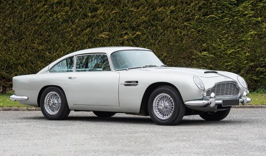 1964 Aston Martin DB5 – Ex Jamiroquai