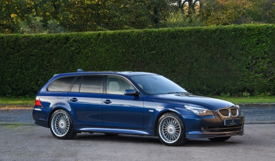 2008 Alpina B5S Touring – The Sole UK Delivered Example