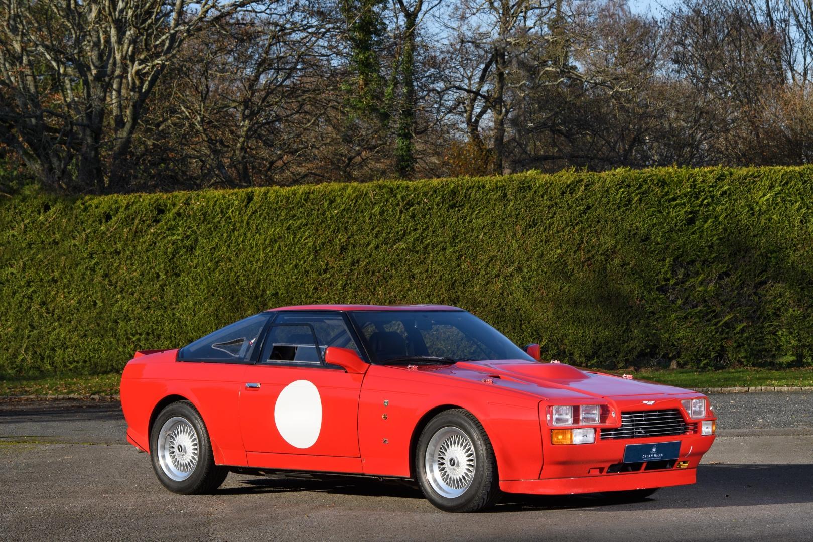 1986 Aston Martin V8 Vantage Zagato Ex Rowan Atkinson Dylan Miles