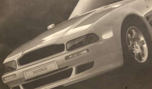 1997 Aston Martin Vantage V550 – Coming Soon