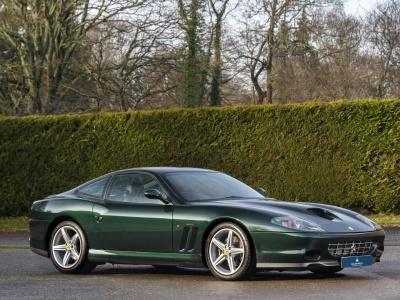 2002 Ferrari 575M – One of 69 UK RHD Manual