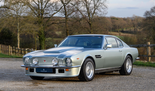1979 Aston Martin V8 Vantage