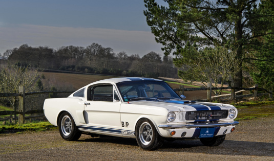 1965 Ford Mustang 289 'SCCA B/Production' Competition Fastback