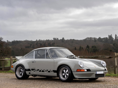 1977 Porsche 911 2.7S – Restored to 2.8 RSR Specification
