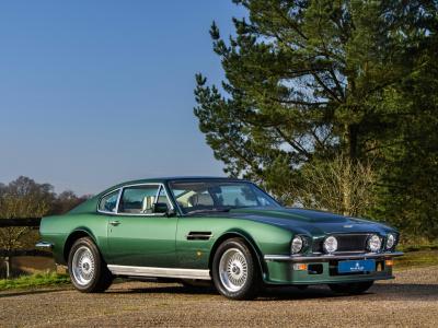 1989 Aston Martin V8 Vantage X-Pack Coupe