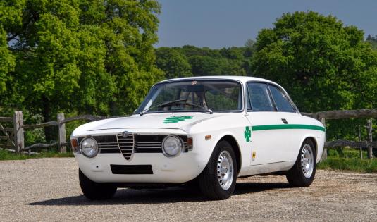 1967 Alfa Romeo Giulia Sprint Veloce – UK RHD