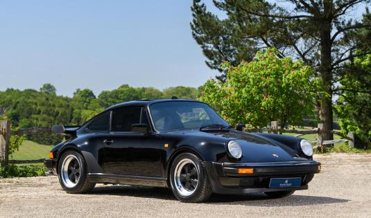 1989 Porsche 930 Turbo S – G50 Five Speed