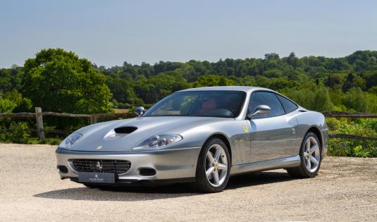 2003 Ferrari 575 Maranello F1