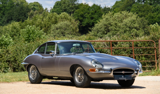 1965 Jaguar E Type – Series One 4.2 FHC