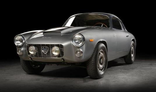 1962 Lancia Flaminia Zagato 3C 2.5