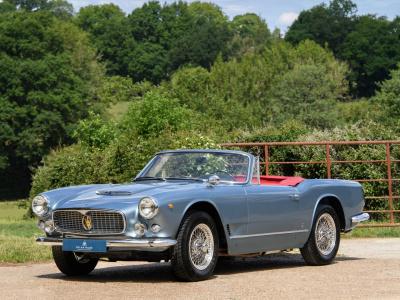 1962 Maserati 3500 Spyder by Vignale