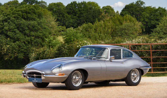 1965 Jaguar E Type – Series One 4.2 FHC