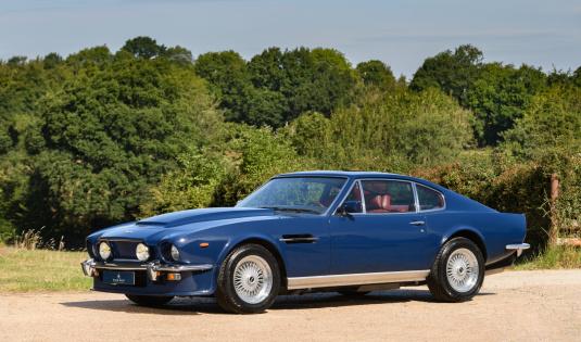1985 Aston Martin V8 Vantage – Original LHD