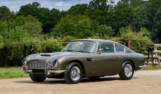 1968 Aston Martin DB6 Mk1 Vantage