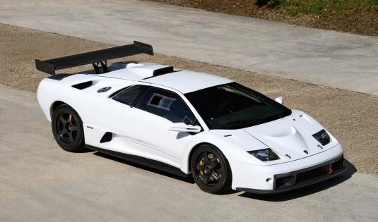 2000 Lamborghini Diablo GTR