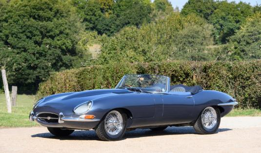 1964 Jaguar E Type Series One 3.8 Roadster – Original RHD