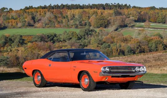 1970 Dodge Challenger RT 426 'Hemi'