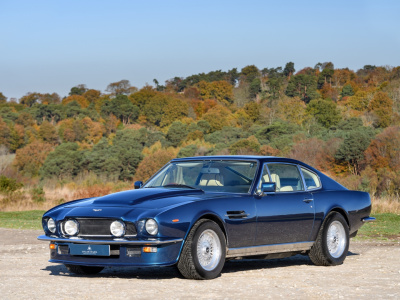 1980 Aston Martin V8 Vantage '580X' Specification