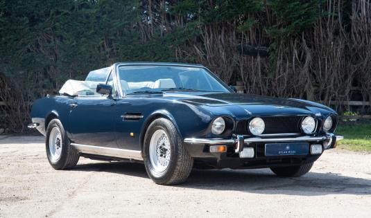 1987 Aston Martin V8 Volante EFi