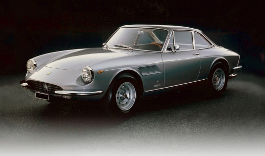 1968 Ferrari 330 GTC – Coming Soon