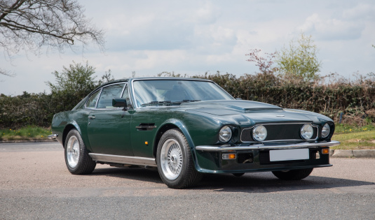 1989 Aston Martin V8 Vantage '580X'