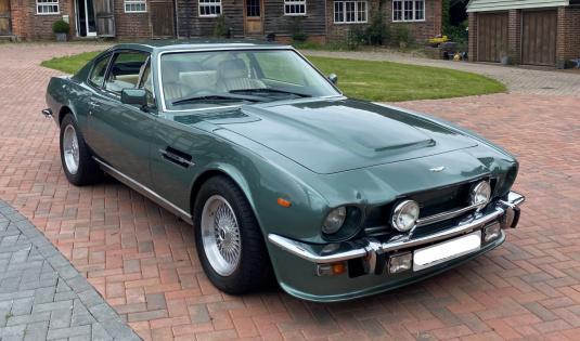 1979 Aston Martin V8 'Oscar India'
