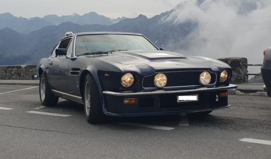 1984 Aston Martin V8 Vantage – Coming Soon