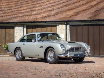 1964 Aston Martin DB5 – Original LHD