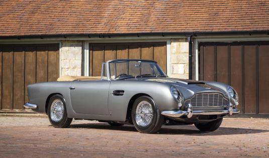 1964 Aston Martin DB5 Vantage Convertible